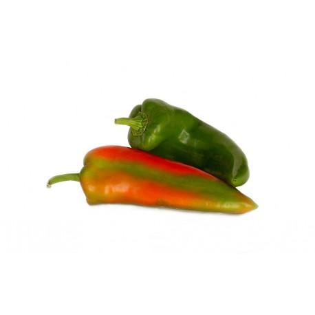 """Peperone a corno """"Nocera"""" rosso e verde (20 semi) - peperoni"""